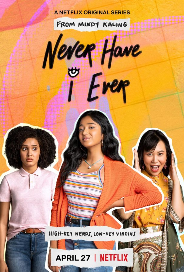 """Never Have I Ever""... Reviewed a Netflix Original Show"