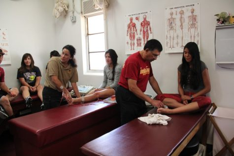 Athletic Trainers at Glendale Community College