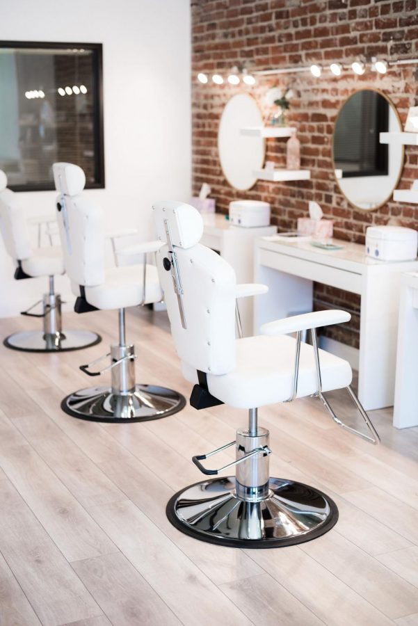 California vs. Personal Care Salons