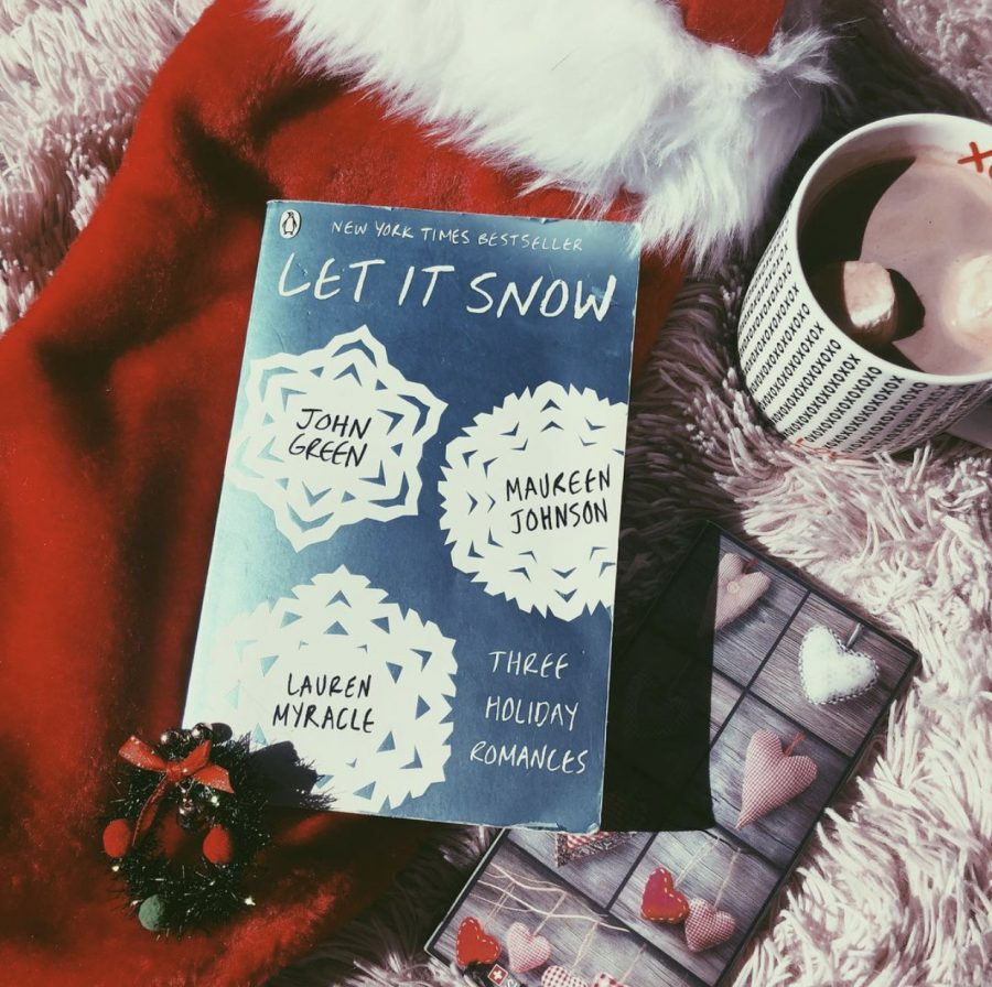 Let It Snow, by John Green, Maureen Johnson, and Lauren Myracle