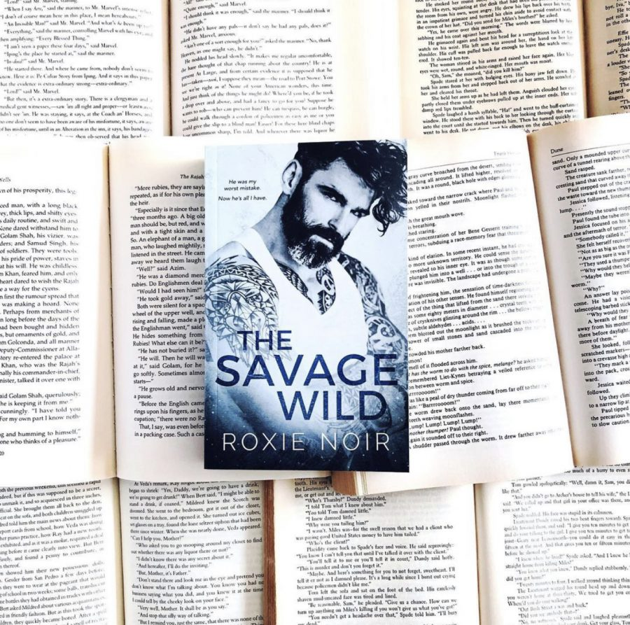 The Savage Wild, by Roxie Noir